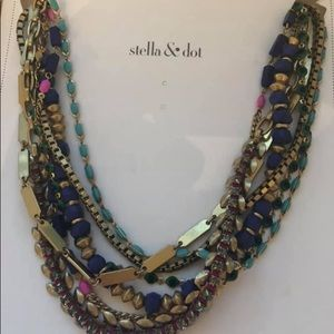 Stella & Dot Ambrosia Necklace